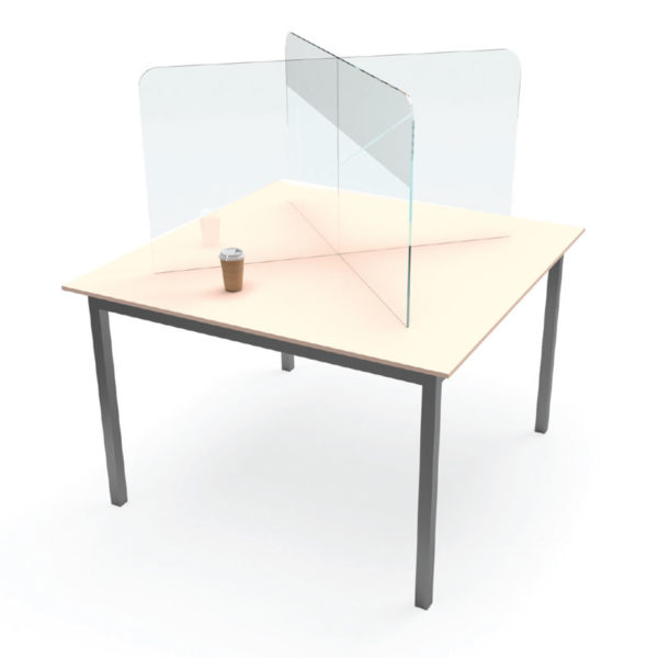 Be Safe PPE Table Dividers